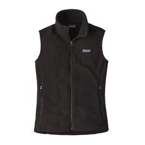 Patagonia Black Synchilla Vest XS
